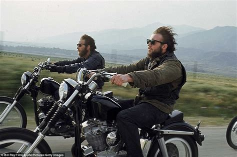 Images Of Hells Angels Taken After Photographer