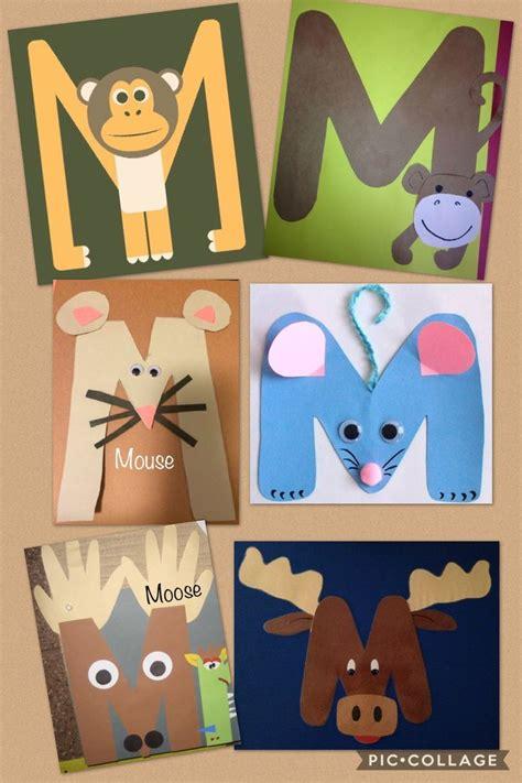 preschool letter  preschool letter crafts alphabet