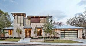 Contemporary, Home, Rustic, Elements, Connects, Its