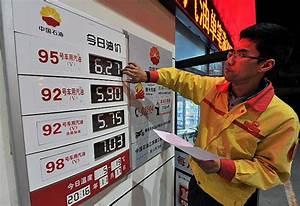China U0026 39 S Oil Costs Climb After Opec Deal