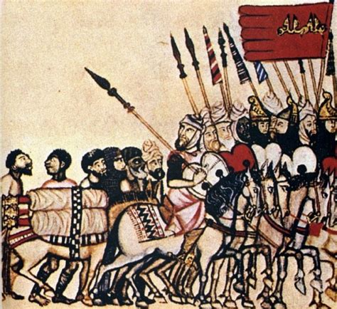 Vikings And Islam Muslim Magyar And Viking Invasions Of Europe During The