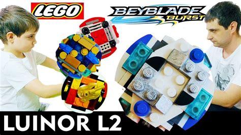 All of coupon codes are verified and tested today! МЕГА КРУТОЙ LUINOR L2 из Лего БейБлэйд Берст Супер Битва с Лего Беями BeyBlade Burst - YouTube