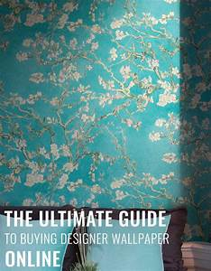 The Ultimate Guide to Buying Designer Wallpaper Online