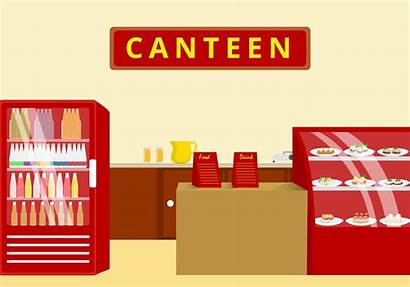Canteen Vektor Kantine Clipart Vecteezy Gratis Kostenlose