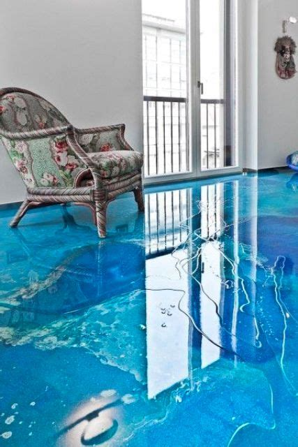 epoxy flooring durability 20 epoxy flooring ideas with pros and cons digsdigs