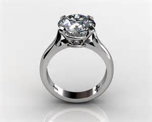 solitaire cut engagement rings cut solitaire engagement wedding ring south bay gold