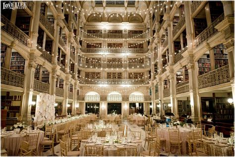 peabody library baltimore wedding dana dave baltimore