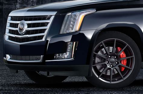 Cadillac Escalade Front Clip by Hennessey Hpe550 2015 Cadillac Escalade