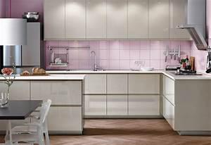 Ikea Küchen Ideen : hochglanzk chen von ikea die sch nsten modelle bilder ~ Articles-book.com Haus und Dekorationen