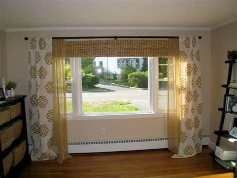 living room big window curtains home design ideas
