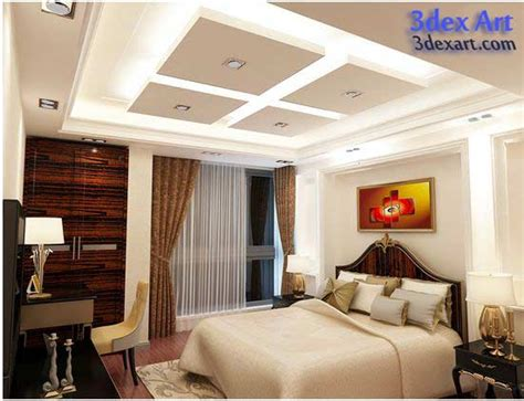 Modern Bedroom Ceiling Design Ideas 2015 by New False Ceiling Designs Ideas For Bedroom 2019 With Led