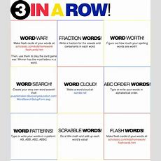 Vocabulary Game Ideas  Middle School Fun Friday Ideas  Pinterest  Vocabulary, Vocabulary