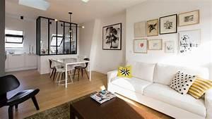 refaire le salon relooking amenagement couleurs With conseil pour peindre un mur 8 deco astuces et conseils pour refaire votre salle de sejour