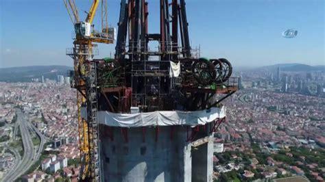 Çamlıca kulesi haberleri ve güncel gelişmeler için tıkla! Çamlıca Kulesi'nde sona yaklaşıldı - YouTube