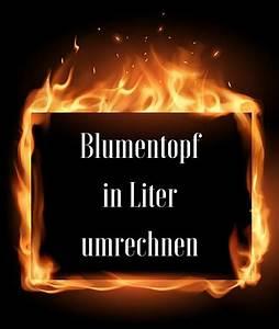 Liter Berechnen Online : blumentopf in liter berechnen der praktische rechner ~ Themetempest.com Abrechnung
