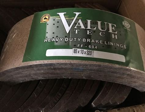 brake lining  grtech  shrinking  packing