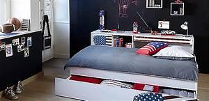 Deco Pour Chambre Ado : decoration chambre ado usa ~ Teatrodelosmanantiales.com Idées de Décoration