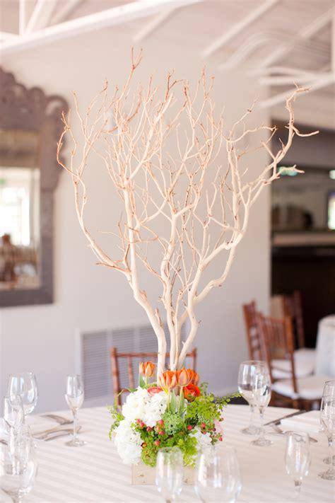 manzanita branch centerpiece elizabeth anne designs the