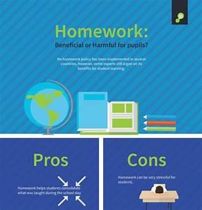 Pros of banning homework