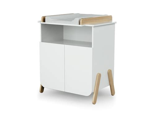 meuble à langer meuble 224 langer pirate blanc et h 234 tre at4
