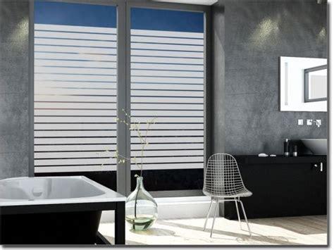 Sichtschutz Folie Fenster Streifen by Fensterdekorfolie Streifen 5 Cm In 2019 Garten Und