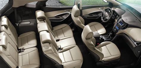 Hyundai Santa Fe 3rd Row by Hyundai Santa Fe 3rd Row Seat 2017 Ototrends Net