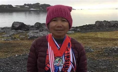 70-годишна жена истрча 7 маратони на 7 континенти за 7 дена