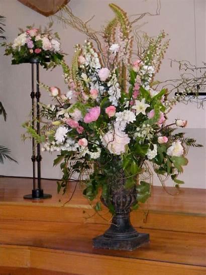 Flowers Floral Ceremony Church Fragrant Flower Arrangement