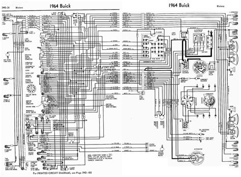 Wiring Diagram by Buick Riviera 1964 Electrical Wiring Diagram All About