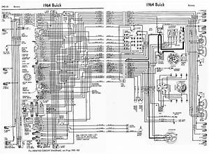 Buick Riviera 1964 Electrical Wiring Diagram