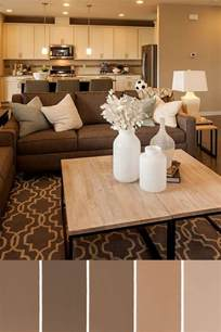Living Rooms Color Schemes Photo