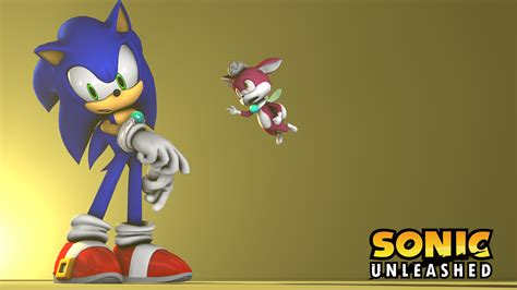 sonic unleashed fan game sonic unleashed wallpaper sunrise by lunicaura106 on