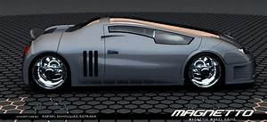 RAFE Dominguez MAGNETTO Concept Car