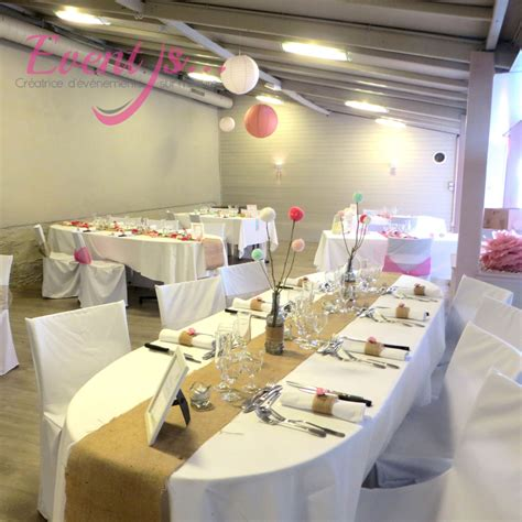 Decoration Salle Mariage  Fashion Designs