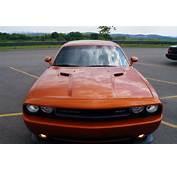 Find Used RARE Toxic Orange Pearlcoat 2011 Dodge