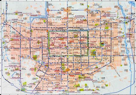 map  xian maps  xian
