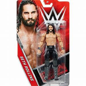 "WWE 6"" Figure - Seth Rollins Series #71 at Hobby Warehouse"