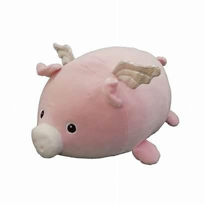 Pig Soft Flying Cozy Cuddler Toy Toys