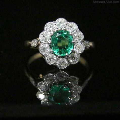 Antiques Atlas  Antique Emerald & Diamond Cluster Rin. Green Quartz Engagement Rings. Farmhouse Pendant. Golden Heart Bracelet. Magnetic Anklet. Baguette Infinity Band. Regular Chains. Unique Rings. Carved Wedding Rings