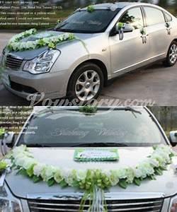 Decoration Voiture Mariage : groupe de d corations de voiture de mariage pzs044 pinterest mariage ~ Preciouscoupons.com Idées de Décoration