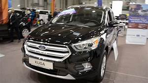 Ford Kuga 2018 : 2017 new ford kuga exterior and interior youtube ~ Maxctalentgroup.com Avis de Voitures