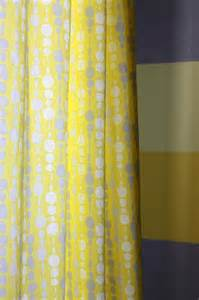 yellow and white curtains for nursery yellow gray curtains diy design projects for your house