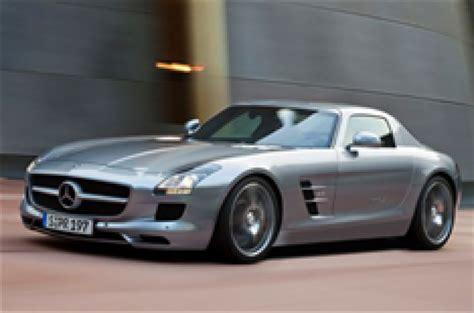 Mercedes Sls Supercar Revealed