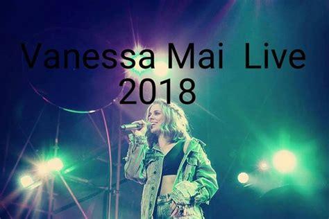 Vanessa Mai Live 2018 At Mehr Theater Am Großmarkt, Hamburg