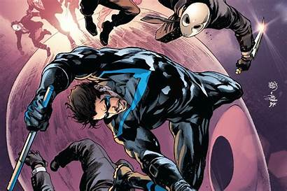Nightwing Wallpapers Dc Comics Vs Marvel Alphacoders