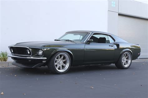 Mike Dufford's 1969 Mustang - Hot Rod Network
