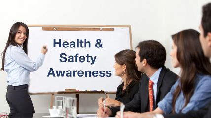 importance  health  safety awareness   workplace