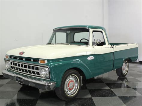 1965 Ford Truck by This 1965 F 100 Is A True Truck Ford Trucks