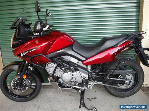 2012 Suzuki V Strom 650 For Sale by Suzuki Dl650 For Sale In Australia