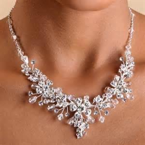 collier pour mariage collier mariage 830 bijoux et colliers mariage accessoires de mariage eclats de cristal